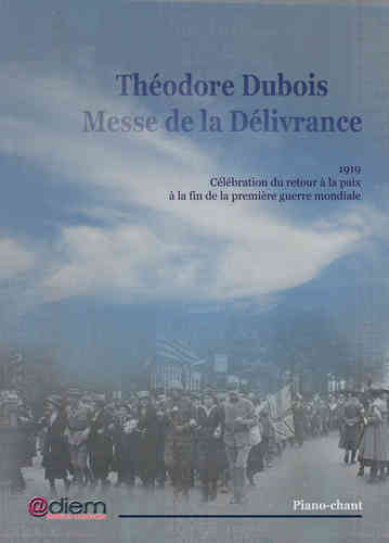 DUBOIS Mass Deliverance - Orchestral parts