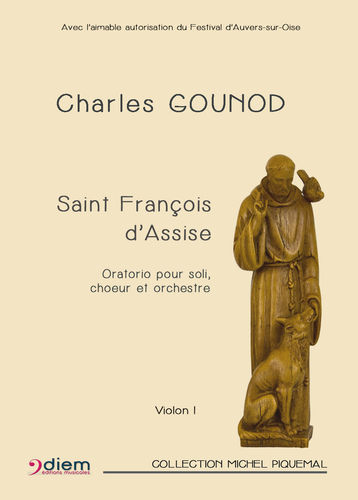 Charles GOUNOD - St François d'Assise Orchestral Parts