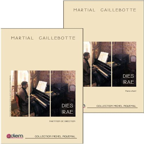 CAILLEBOTTE - DIES IRAE-Discovery offer