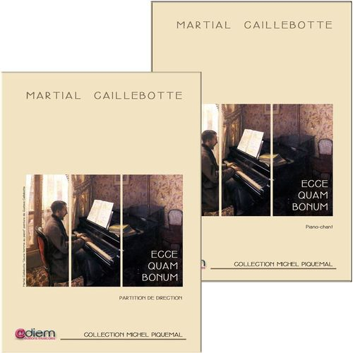 CAILLEBOTTE - PSAUME 132 - Discovery offer
